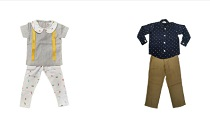 Diskon 50% Set Pakaian Anak