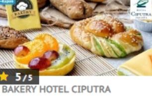 Diskon Roti di Bakery Hotel Ciputra