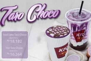 Taro Choco Mulai 16.000-an di KFC