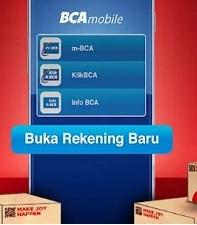 Buka Tabungan BCA Mobile dapat E-voucher