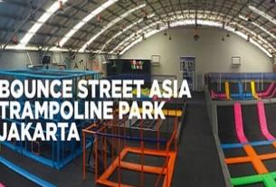 Bounce Street Asia Trampoline Park Diskon Hingga di Tiketcom