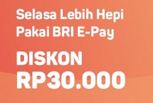 Diskon Bukalapak dengan e-Pay BRI