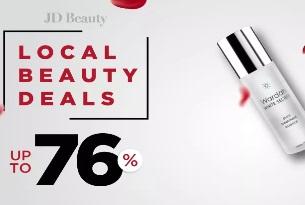 Diskon Skincare dan Make Up Lokal Hingga 76% di JDID