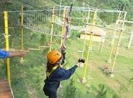 Diskon Outbond Highropes di Lakupon