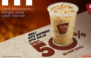 Diskon 50% KFC Kombo