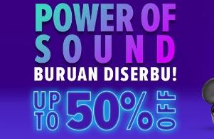 Diskon Perangkat Audio