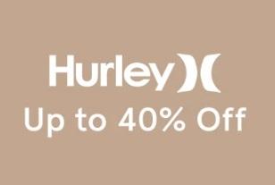 Diskon Hingga 40% Produk Hurley di Zalora