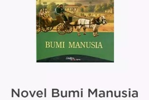Novel Bumi Manusia
