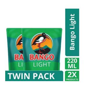 Bango Kecap Manis Light 220ml - Twin Pack