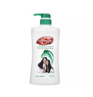 Lifebuoy Shampoo Strong & Shiny 680Ml