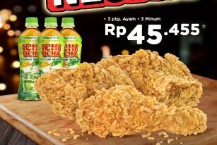 Promo Paket KFC Wownesday