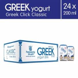 [App Only] Heavenly Blush Greek Classic Yogurt [24Px200ml]