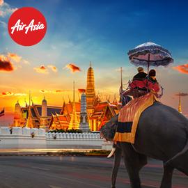 Jakarta - Bangkok