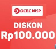 Diskon dari Kartu Kredit OCBC NISP di Bukalapak
