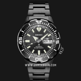 Seiko Prospex SRPD29K1 Monsters Automatic 200M Black Stainless Steel
