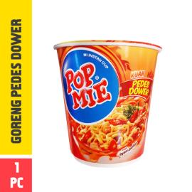 Pop Mie Kuah Pedes Dower 1pc 75g