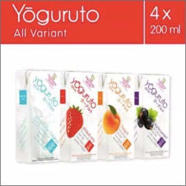 [App Only] Heavenly Blush Yoguruto All Variant [4Px200ml]