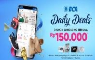 Diskon BCA Daily Deals untuk Produk iLotte
