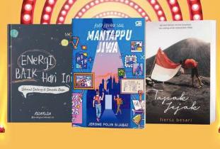 Diskon 15% Untuk Buku Terbitan Gramedia Tanpa Min Pembelian