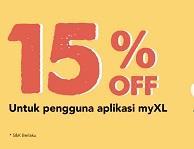 Diskon Belanja di Lemonilo Khusus Pengguna Aplikasi MyXL