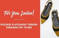 Flatshoes Murah di Zilingo