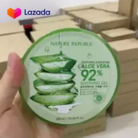 Nature Republic 92% Aloe Vera Soothing Gel ORIGINAL