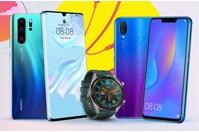 Diskon Huawei 30Pro Dapat Free Gift di Lazada