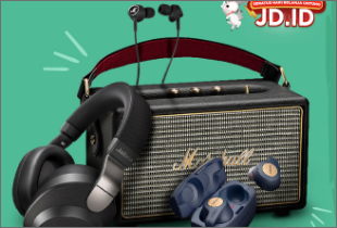Audio Brand Day Disc Up to 50% + Flash Sale