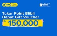 Belanja dengan Menukarkan Reward Blibli dengan Tiket Pesawat dan Hotel