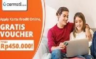 Apply Kartu Kredit Online dan Dapatkan Voucher di Ruparupa