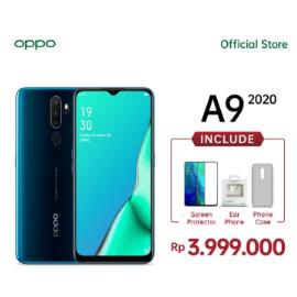 OPPO A9 2020 8GB/128GB Marine Green