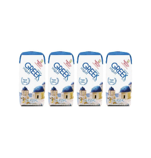 Heavenly Blush Greek Classic Yoghurt [200 mL x 4 Pcs]