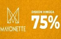 Diskon Belanja Produk Mayonette di Zilingo