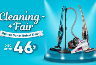 Cleaning Fair Disc. Up to 46%