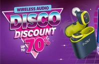 Diskon Wireless Audio