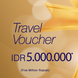 Travel Voucher 5 Jt