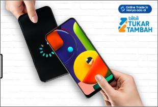 Samsung Tukar Ke Galaxy A Series Diskon s/d Rp 900k