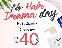 Diskon Produk Shampoo Unilever di JDID