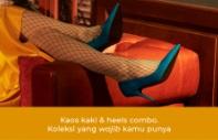 Diskon Koleksi Socks and Heels di Zilingo
