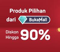 Bukalapak - Promo Produk Pilihan di BukaMall