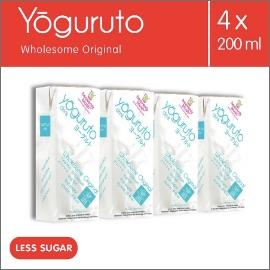 Heavenly Blush Yoguruto Wholesome Original [4 Pcs x 200ml]