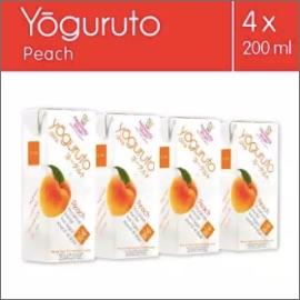 Heavenly Blush Yoguruto Peach [4Px200ml]