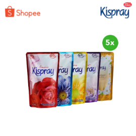 Kispray Refill Pouch 300ml Starter Pack (5)