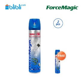 Force Magic Blue 600 mL [Buy 2 Get 1 Free]
