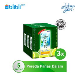 Enesis Adem Sari Value Pack [3 Pack/ 5 Sachet]