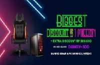 Blibli - Promo PC Gaming dan Gaming Chair