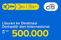 Tiket.com - Promo Tiket Pesawat dengan Kartu Kredit Citibank