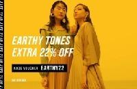 Zalora - Promo Earthy Tones