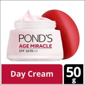 Ponds Age Miracle Day Cream SPF 18 50G