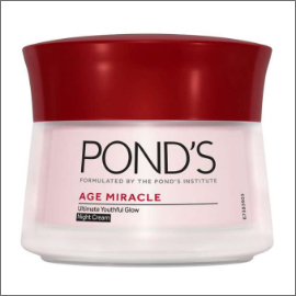 Ponds Age Miracle Night Cream 50G